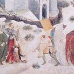 Venceslao Gennaio Castello Buonconsiglio Trento c1400